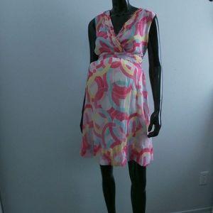 Very Light & Elegant Chiffon Martenity Dress